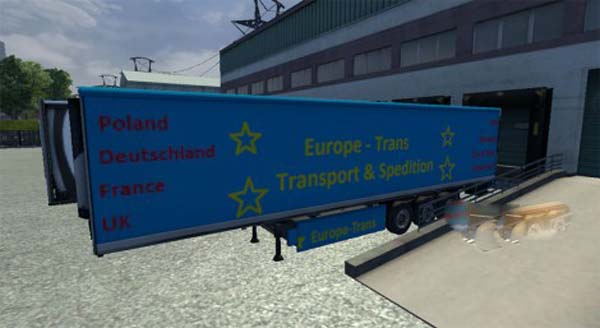 Trailer Sikn Euro – Trans