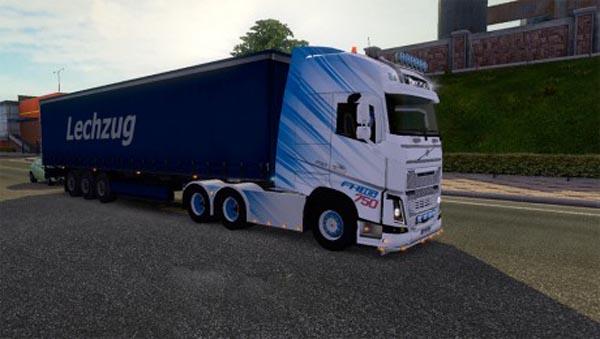 Volvo 2012 VBW skin