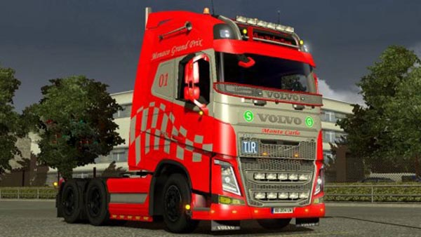 Volvo fh 16 2013 ohaha Monaco skin