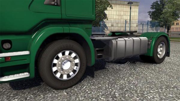 Wheels for All Truck