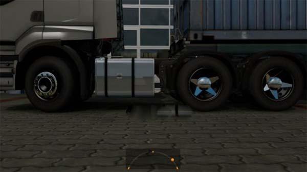 Black Bepo wheels