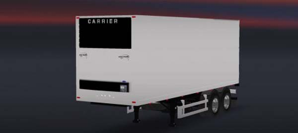 Chereau City Trailer
