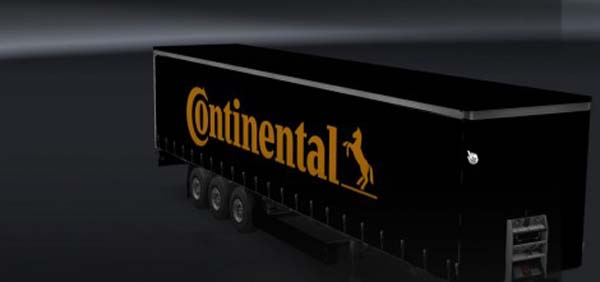 Continental Tire Trailer Skin