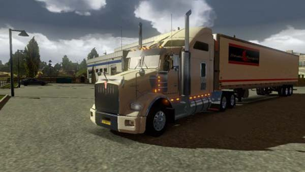 DC Stevens Transport Trailer Skin