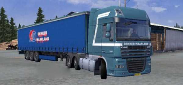 Dekker Waarland Transport Combo Pack