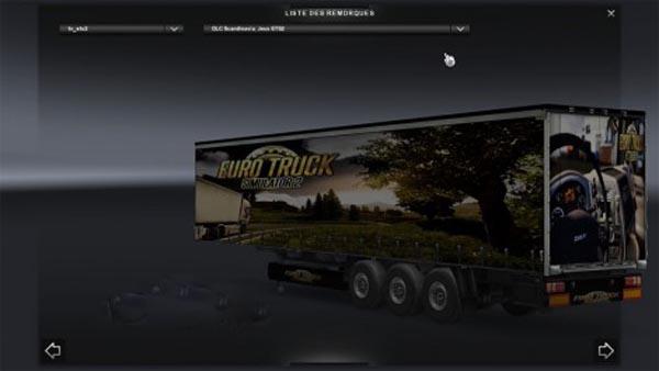 ETS2 Trailer