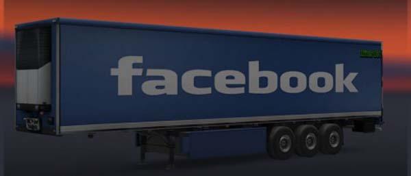 Facebook Trailer Skin