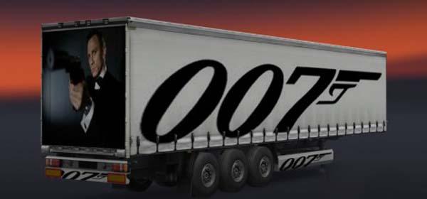 James Bond 007 Trailer