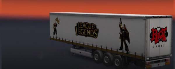 League Of Legends Trailer
