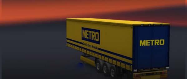 Metro Trailer