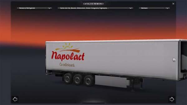 Napolact Trailer