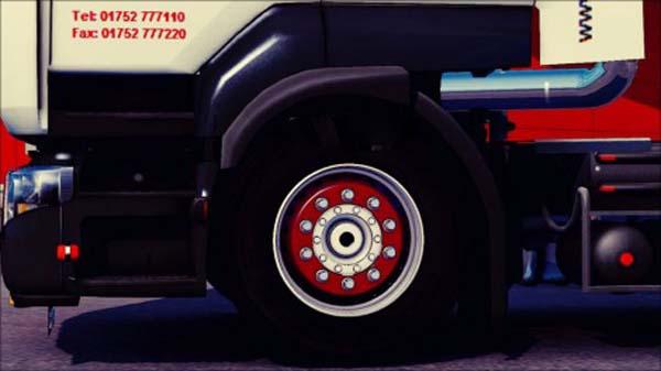 New Wheels for all Trucks
