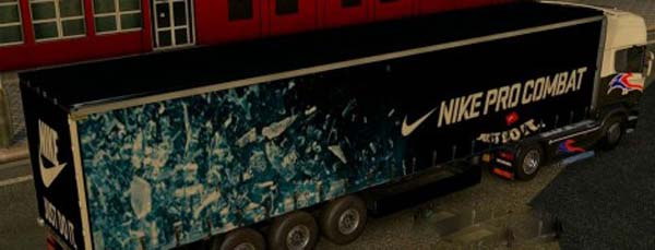 Nike Pro Trailer