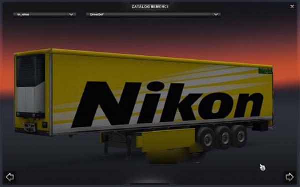 Nikon Skin Trailer