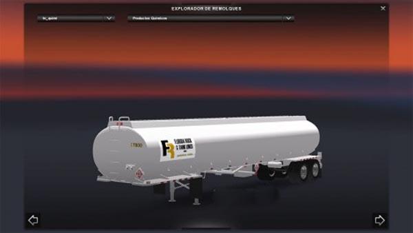 Pack trailer usa standalone