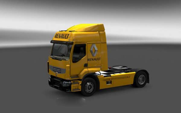 Renault Official Skin