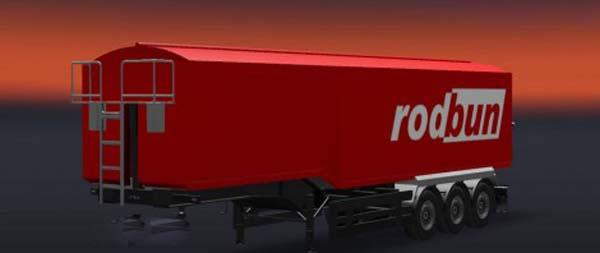 Rod Bun Trailer