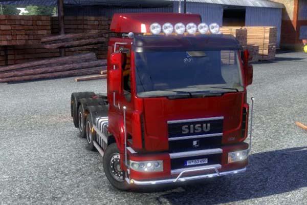 SISU R500, C500 and C600