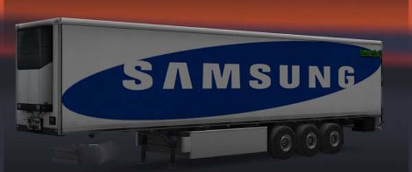 Samsung Trailer Skin