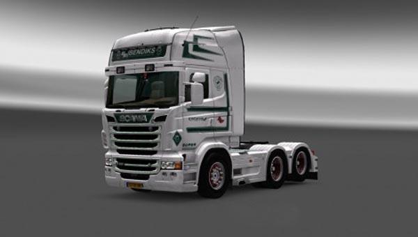 Scania Bendigs Skin