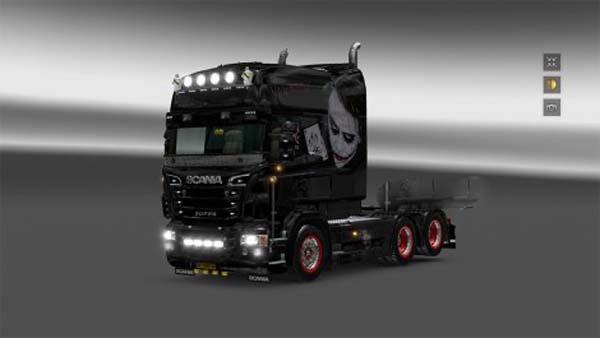 Scania Joker Skin