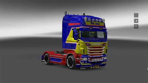 Scania PwtThermo skin