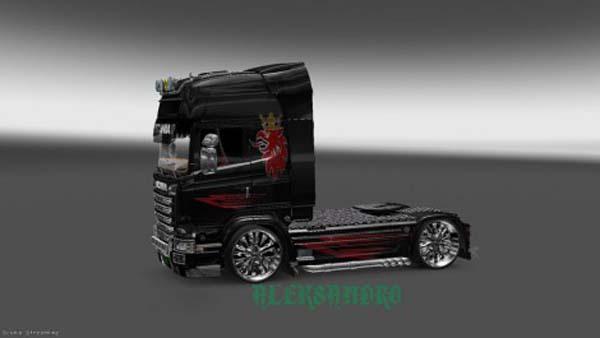 Scania Streamline SD1 Skin