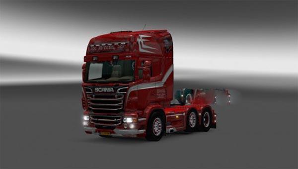 Scania Weeda
