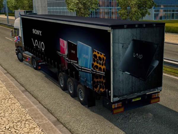 Sony Vaio Trailer