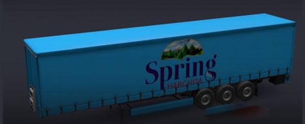 Spring Harghita Trailer