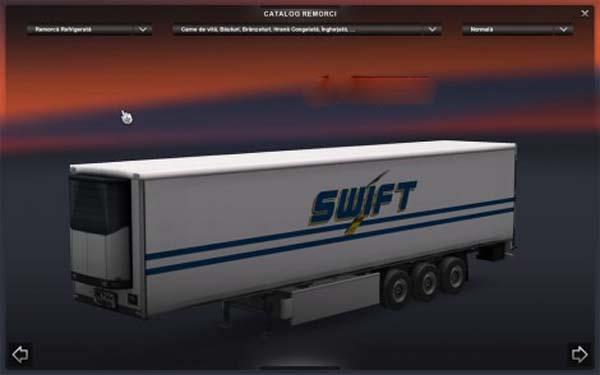Swift trailer