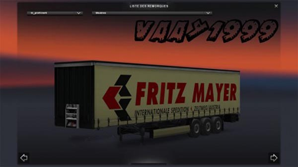 Trailer Fritz Mayer