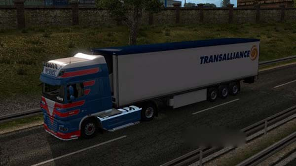 Trailer Transalliance
