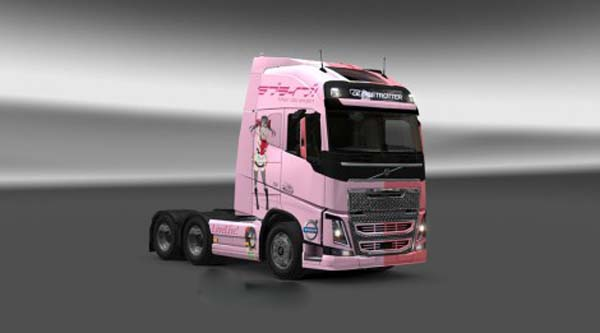Volvo FH 2012 Niko and Maki Skin