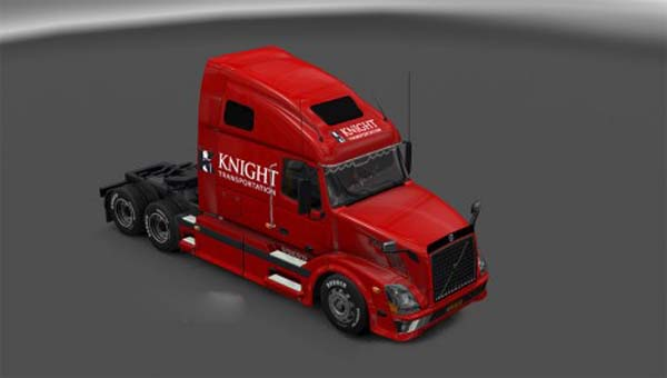 Volvo VNL-Knight