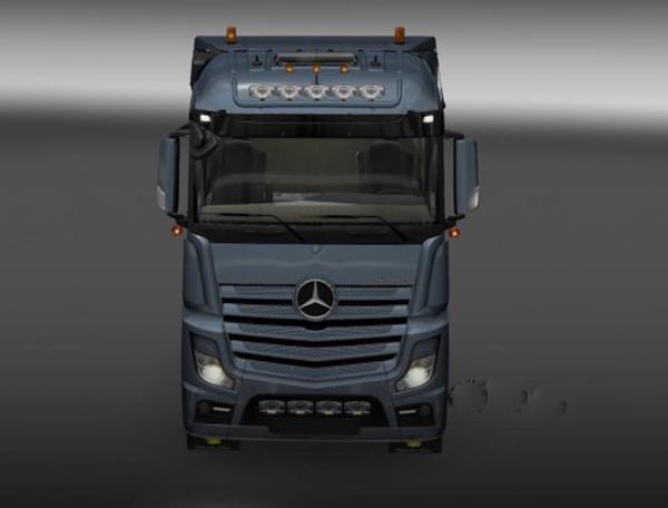 Actros MP4 Addons