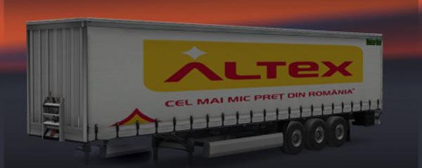 Altex Trailer Skin