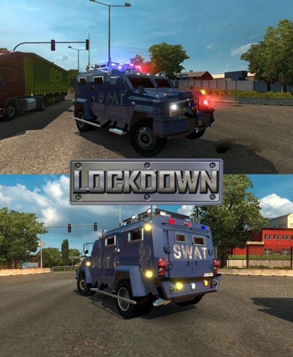 Auto Lockdown in Traffic