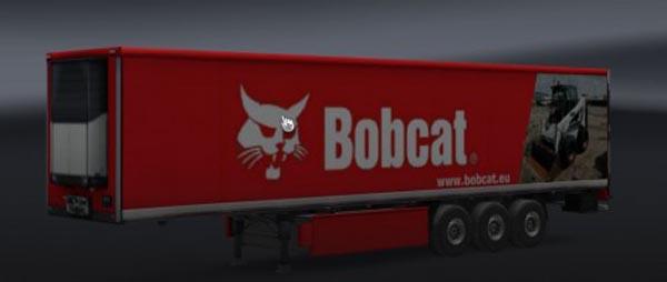 Bobcat Cooliner Trailer