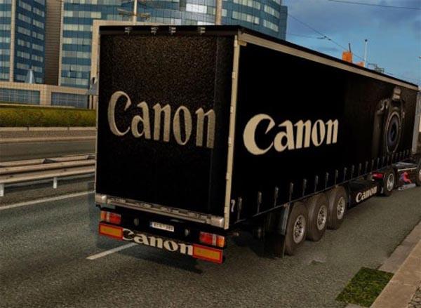 Canon trailer