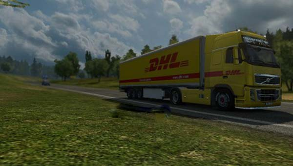DHL Logistics Combo Pack