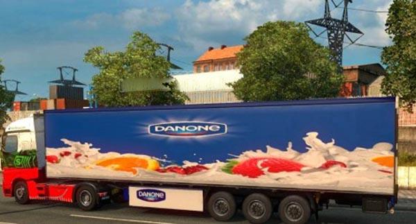Danone trailer