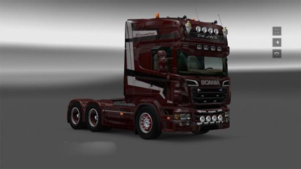 Delux Scania GTM