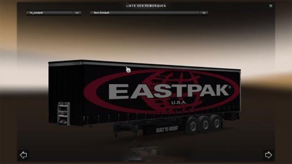 Eastpak Trailer