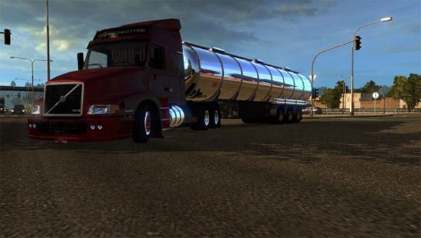 Fuel Semi
