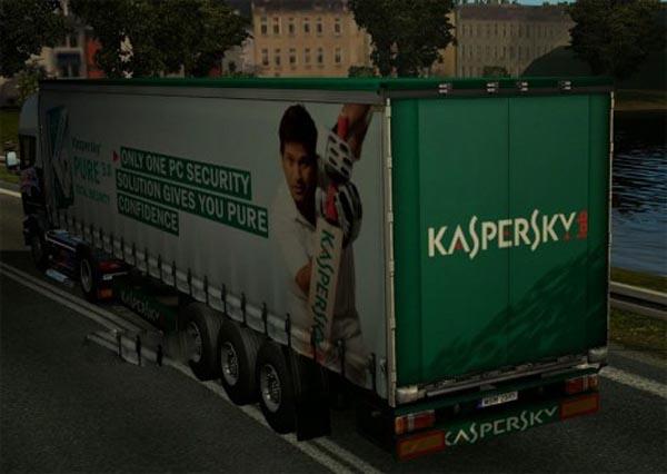 Kaspersky trailer