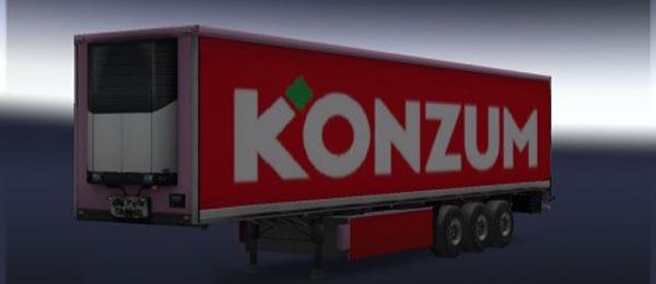 Konzum Trailer
