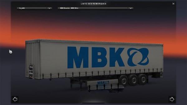 MBK Trailer