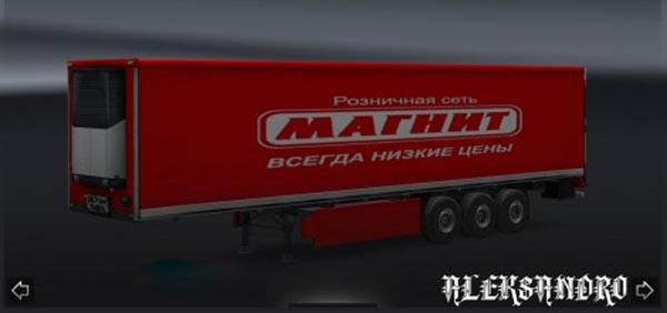 Magnet Trailer