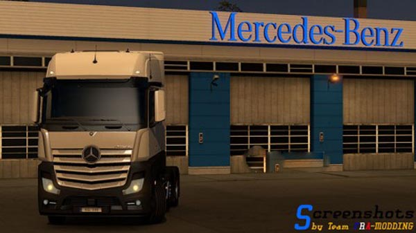 Mercedes Actros MPIV Standalone